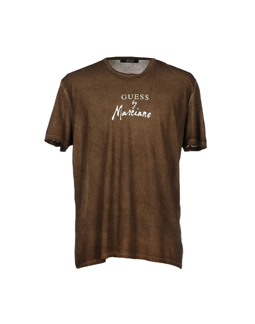 Printed T-Shirt by Guess by Marciano in Unfriended