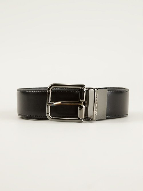 Classic Belt by Dolce & Gabbana in Only God Forgives