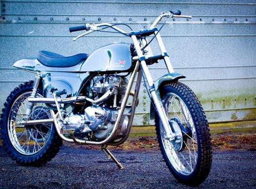 MK3 Hammer Motorcycle by Metisse in The Man from U.N.C.L.E.