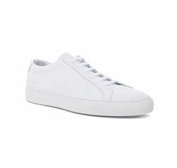 White Original Achilles Low Sneakers by Common Projects in Master of None