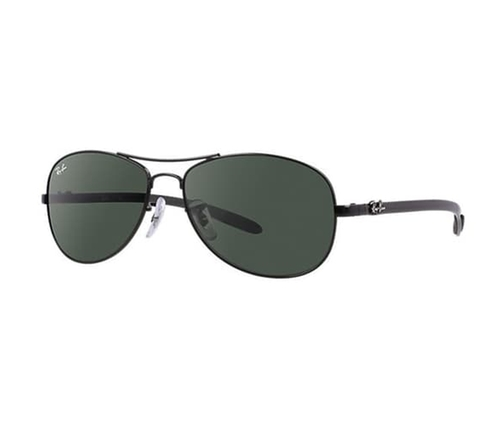 RB8301 Aviator Sunglasses by Ray-Ban in Ride Along