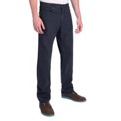 Waterman Melange Flannel Pants by Agave Denim in Ballers