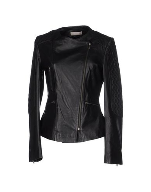 Leather Jacket by Stefanel in Nashville - Season 4 Episode 7