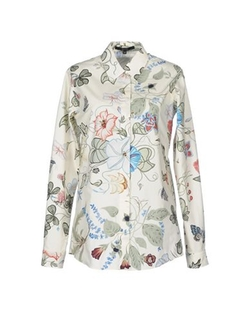 Floral Buttoned Shirt by Gucci in Empire