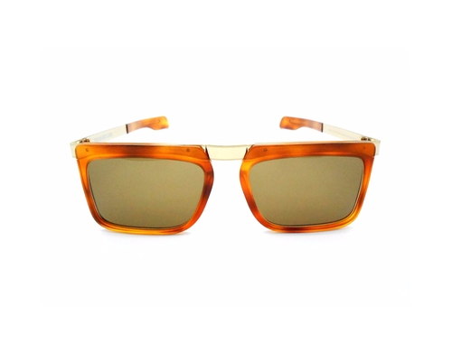 1057 Honey Tortoise Sunglasses by Cutler and Gross in The Counselor