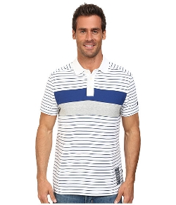 Short Sleeve Pieced Polo Shirt by Nautica in Fast Five