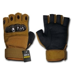 Tactical Carbon Fiber Knuckle Gloves by Rapdom in Scout's Guide to the Zombie Apocalypse