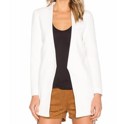 X Love Indie Banks Tailored Jacket by Toby Heart Ginger in Quantico