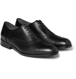 Leather Oxford Shoes by Lanvin in The Gift
