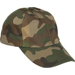 Camouflage Baseball Cap by Magid in Ride Along