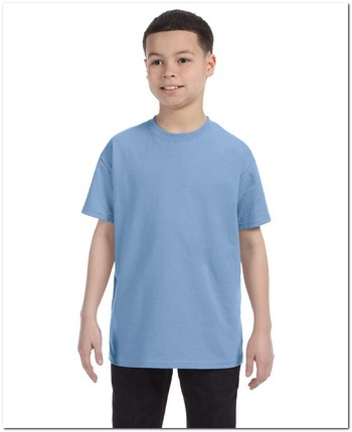 Youth Tagless T-Shirt by Hanes in Max