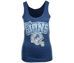 Detroit Lions Tank Top by 5th & Ocean in Pitch Perfect 2