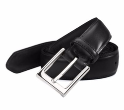 Leather Belt by Saks Fifth Avenue Collection in Elementary