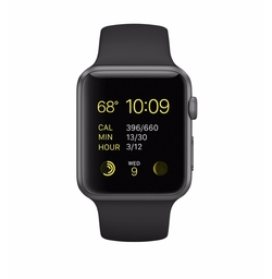 Sport Watch by Apple in Why Him?