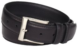 Men's Leather Dress Belt by Florsheim in McFarland, USA