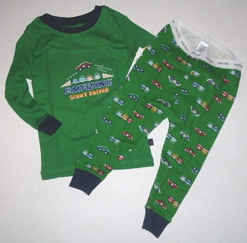 Stunt Race Cars Pj's Pajamas by GAP in Couple's Retreat