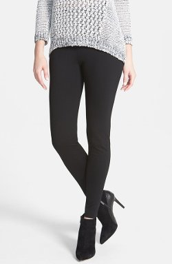 Seamed Back Leggings by Two By Vince Camuto in Black or White