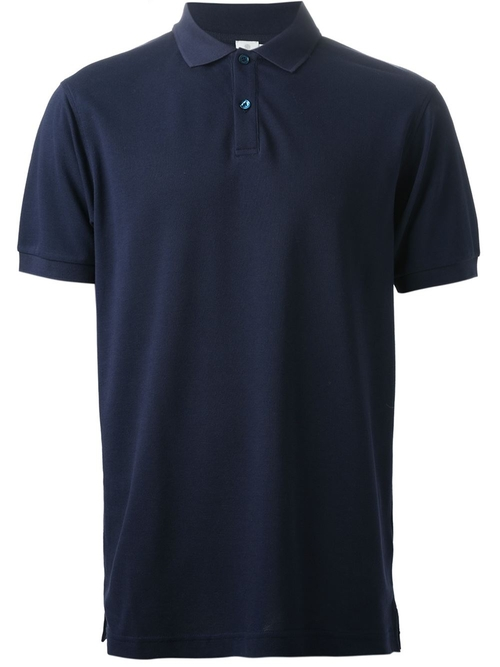 Classic Polo Shirt by Sunspel in The Program
