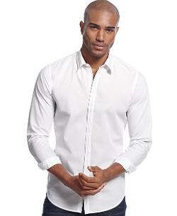 Conti Long Sleeve Shirt by Cultura in Addicted