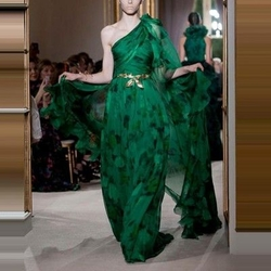 Fall 2012 One-Shoulder Dress (Modified) by Giambattista Valli  in Suits