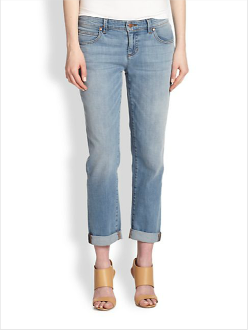 Boyfriend Jeans by Eileen Fisher in The Other Woman