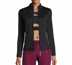 The Midlayer Zip-Front Jacket by Adidas by Stella McCartney in Power