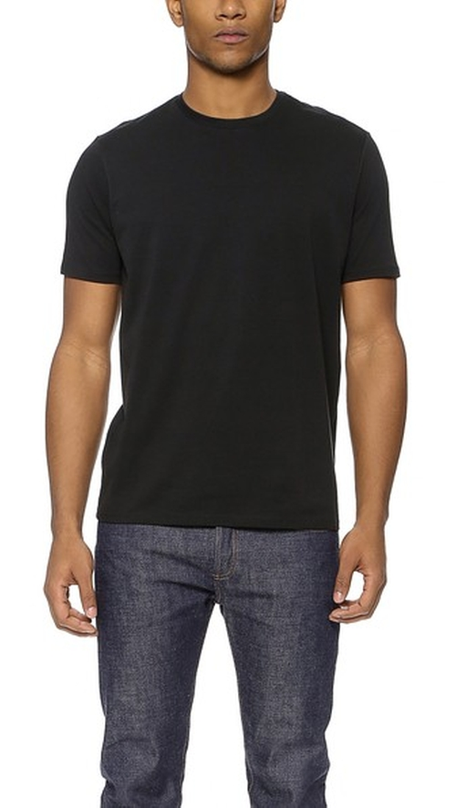 Crew Neck T-Shirt by Vince in Vacation