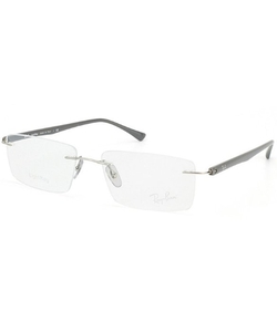 Rimless Eyeglasses by Ray-Ban in Love the Coopers