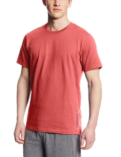 Short Sleeve Logo Crew Neck T-Shirt by Calvin Klein in Sisters