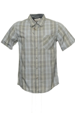 Plaid Button Down Shirt by Weatherproof in Modern Family