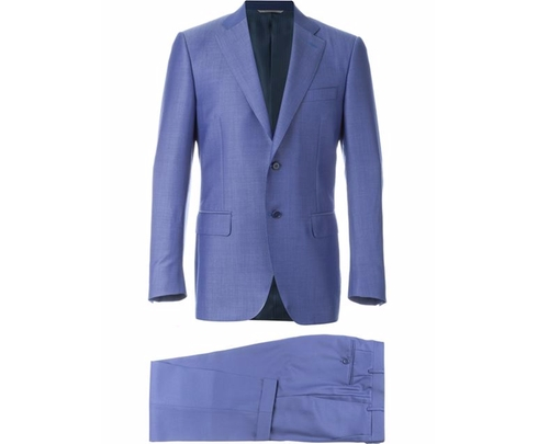 Two Piece Suit by Canali in Ballers - Season 2 Preview