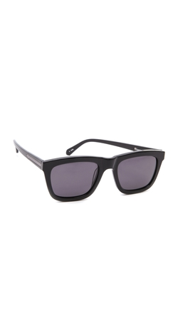 Deep Freeze Sunglasses by Karen Walker in Keeping Up With The Kardashians