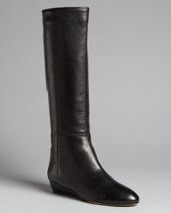 Tall Wedge Boots by Loeffler Randall in Marvel's The Avengers