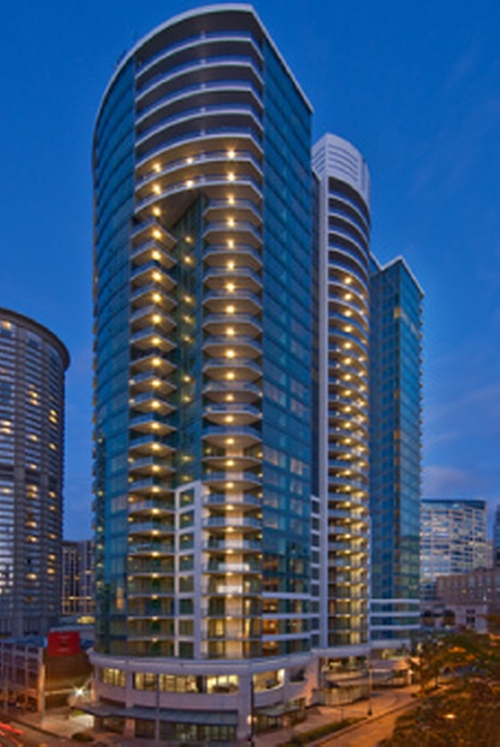 Escala Seattle, Washington in Fifty Shades of Grey