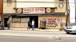 Pittsburgh, Pennsylvania by Carrick's Gym (Depicted as Wills Gym) in Southpaw