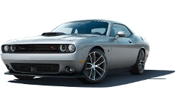 Challenger Car by Dodge in Self/Less