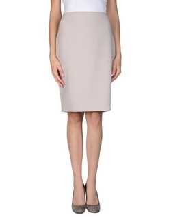 Knee Length Skirt by St. John in Suits