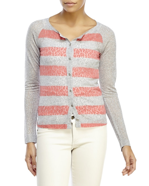 Stripe Cardigan by Hanui in Unbreakable Kimmy Schmidt