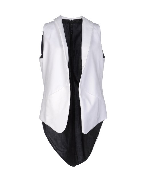 Sleeveless Blazer by Umasan in (500) Days of Summer
