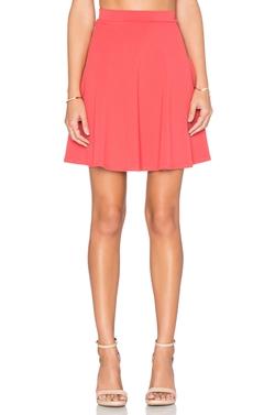 High Waist Flared Skirt by Susana Monaco in Fuller House