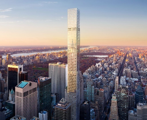 432 Park Avenue New York City, New York in Fantastic Four