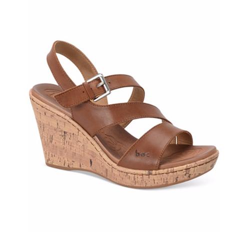 Schirra Wedge Sandals by B.O.C in Jane the Virgin - Season 2 Looks