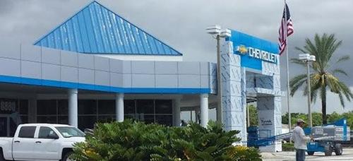 Tropical Chevrolet Miami Shores, Florida in Ballers - Season 1 Episode 1 - Pilot