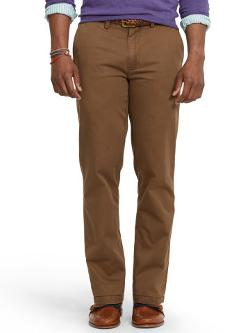 Classic-Fit Preppy Chino Pants by Ralph Lauren in The Disappearance of Eleanor Rigby