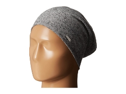 Heather Ribbed Beanie by Steve Madden in Thor