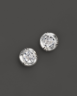 Small Round Stud Earrings by John Hardy in Suits