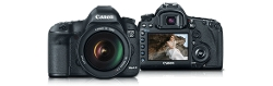 EOS 5D Mark III Camera by Canon in The Visit