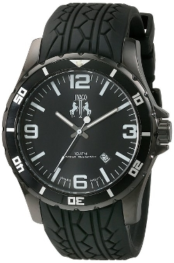 Turbine Analog Automatic Watch by Jivago in Entourage