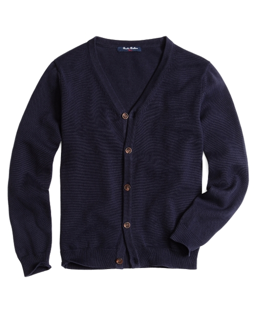 Cotton Cardigan by School Essentials in Southpaw