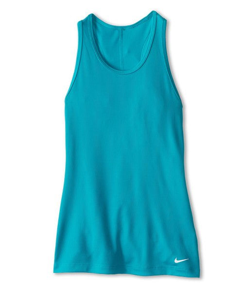 Sculpt Tank Top by Nike Kids in Black or White